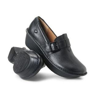 Nurse Mates Black Pillow Top Nursing Shoes 6.5
